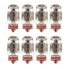 Brand New Genalex Gold Lion Reissue KT88 / 6550 Vacuum Tubes - Matched Octet