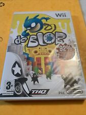 De Blob (Nintendo Wii, 2008) - UK PAL Factory Sealed - Retro Game