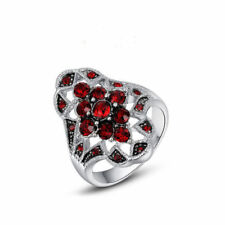 Unbranded Beauty Ruby Fashion Rings