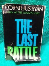 The Last Battle Berlin 1945 by Cornelius Ryan 1966 WW2
