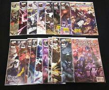 DreamWave Transformers: Generation One #1-5 #1-6 Armada #1-18 War Within #1-6