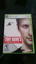 X Box Tony Hawk Project 8