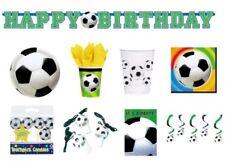 Articles de fête anniversaire-enfant football pour la maison