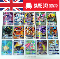 60/100/PCS POKEMON EX / GX / MEGA EX TCG MEGA Trading cards Sun & Moon Holo