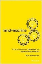 MIND+MACHINE - VOLLENWEIDER, MARC - NEW HARDCOVER BOOK