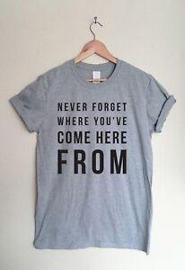 Take That Fan Inspired Song Lyrics T-shirt - Never Forget Music Tee - Ladies