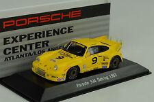 1983 Porsche 911 934 Sebring # 9 Experience Center Atlanta 1:43 Spark Museum