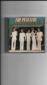 The Platters 20 Greatest Hits  Used