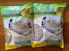 New- Tidy Cats Breeze Pellets - Two 3.5 lb bags