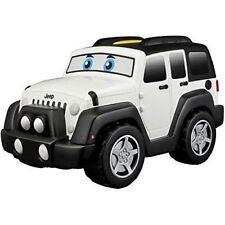 Bburago Macchina Auto Fuoristrada JEEP Wrangler Unlimited Touch & Go Junior