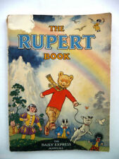 Illustrated Rupert Comics & Annuals