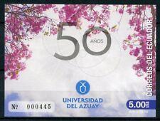 More details for ecuador 2018 mnh universidad del azuay university 1v m/s universities stamps