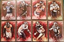2014 Topps Inception RED #/50 COMPLETE SET 1-110 SSP Every card is $800 CASE HIT