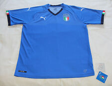 Italy 2018 Mens Home Football Shirt by Puma