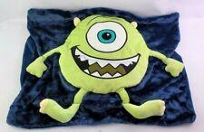 "Monsters Inc Mike Wazowski plush pillow case 16"" diameter NEW 2013 Kelloggs"