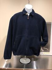Polo Ralph Lauren Fleece Full Zip Jacket L Vtg