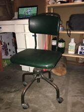 Vintage Mid-Century Industrial Steelcase Office Chair