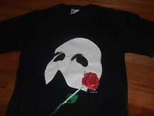 PHANTOM OF THE OPERA vintage official Broadway t- shirt Adult Medium