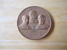 1891-1966 (75th) Diamond Jubilee American Numismatic Association MEDAL, ANA