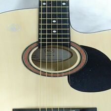 RJ Foke Acoustic Guitar With EQ - Natural