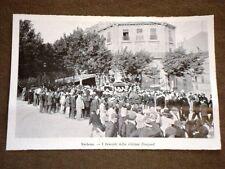 La rivolta del vino a Narbona nel 1907 I funerali della vittima Danjard