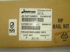 Jes MONTAGE EN RACK KIT DE RAILS 3701850-a-k2 800059-101 90 jours RTB garantie