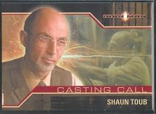Iron Man Movie Trading Cards FOIL Casting Call Card CC6