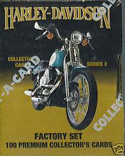 HARLEY DAVIDSON COLLECTOR CARDS LICENSED SERIES II