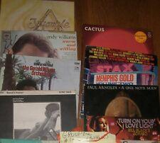 DISC JOCKEY  DJ PROMO COLLECTION VINTAGE  CAPITOL   AUDITION  100 RECORDS