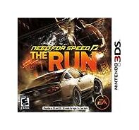 Need for Speed: The Run, (3DS)