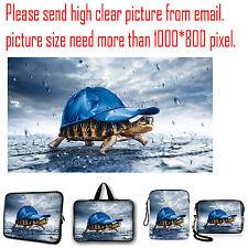 """Custom Prints For 15"""" Laptop Bag Case with Shoulder Strap,Outside Handle,Pocket"""