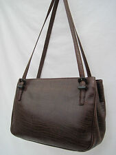 -AUTHENTIQUE sac à main  MaxMara  cuir TBEG  bag