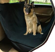Pet Car Seat Cover Back Seat Bench Hammock Dogs Protector Trucks Suv Extra Large