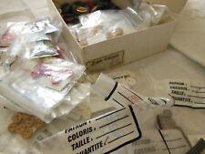 boite de mercerie ancienne avec boutonsjamais utilisé petits