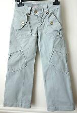 Pantalon NOLITA POCKET vert amande 8 ans quasi NEUF porté 1 fois Made in Italy