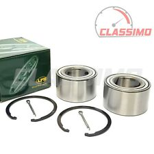 Front Wheel Bearing Kit Pair for TOYOTA CELICA MK 7 - all models - 2000 to 2006