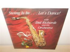 Dal Richards And His Orchestra ‎. Swing Is In Lets Dance . LP