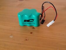 Baja KM 6v NI-MH 4800mAh GOBBA RICEVITORE Battery Pack per HPI Baja 5B/5T/5SC