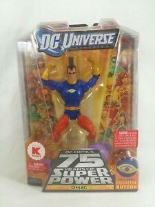 DC Universe Classics DCUC 75 Years OMAC Figure VALIDUS CNC Kmart Exclusive NEW