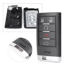 Remote Control Key Fob Case Shell For CADILLAC DTS STS 2006-2011 CTS 2008-2014