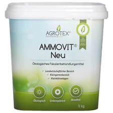 AMMOVIT NEU 5 kg, ökologischer Sanitärzusatz, Geruchs- und Fäkalienbehandlung