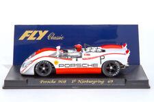 Fly C11 Porsche 908 #1 P / 1st 1000 Km Nürburgring 1969 / Siffert & Redman BNIB