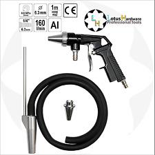 Pistola de aire de chorro de arena repuesto de la boquilla Inc 1m Manguera Heavy Duty Yato YT-2375