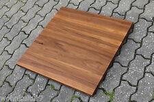 Tischplatte Platte Nussbaum Massiv Holz NEU Regalbrett Tisch Leimholz Brett !!!