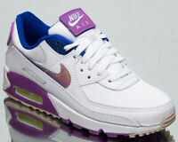 Nike Air Max 90 SE Easter Women's White Multi-Color Lifestyle Sneakers Shoes