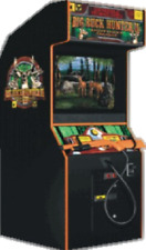 Big Buck Hunter Ii Arcade Machine by It (Excellent Condition) *Rare*