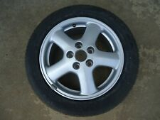 Toyota JZX100 Chaser Factory 16 Inch Alloy Wheel Mag Rim + Tyre x 1 A232