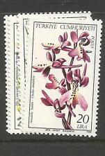 Turkey Flowers SC 2154-7 MNH (10coy)
