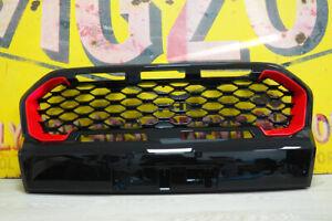 Für Ford Ranger Wildtrak T8 Ultimate Stealth Glänzend Gitter Mit Einlagen - Rot