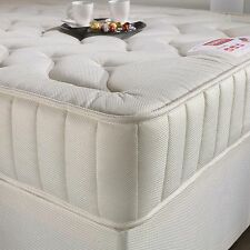 3ft Single Open Coil Orthopaedic Mattress in Damask 3